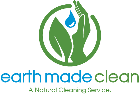 earth made clean logo
